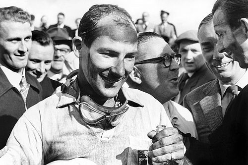 Muere Sir Stirling Moss, el campeón sin corona