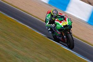 Aprilia mit neuem Chassis und Getriebe in den kommenden MotoGP-Rennen