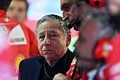 FIA-Boss Jean Todt eröffnet