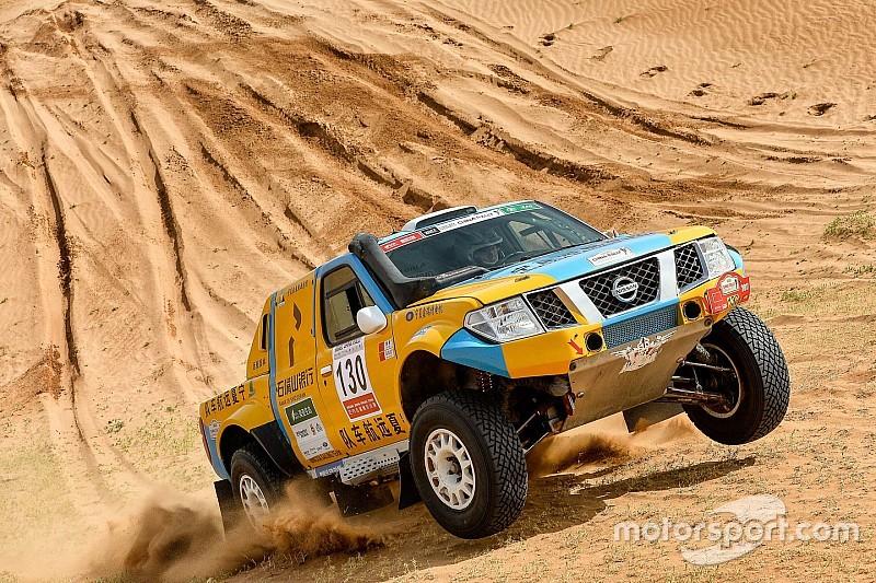 Dakar Series China Rally: il sogno Dakar si avvicina per il vincitore Ma Hailong
