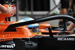 Waarom de crashtests met de F1-halo zo spannend zijn