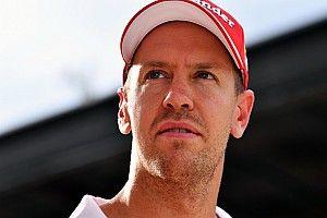 Vettel ungkap momen manis dan buruk musim F1 2017