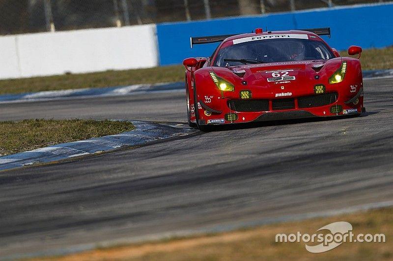Doppio podio per la Ferrari alla 12 Ore di Sebring