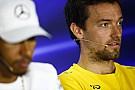 Palmer tahu berita Sainz-Renault dari internet