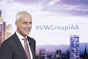 Automotive News Volkswagen drückt aufs Tempo: 50 neue Elektromodelle bis 2025
