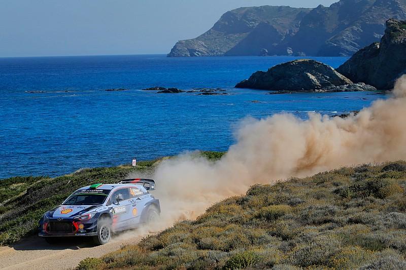 WRC Rallye Italien: Zeitplan, Route, Livestream