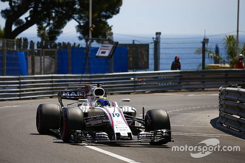 Massa frustrasi Williams kembali tampil buruk di Monako