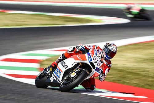 Mugello race is Dovizioso's to lose, believes Crutchlow