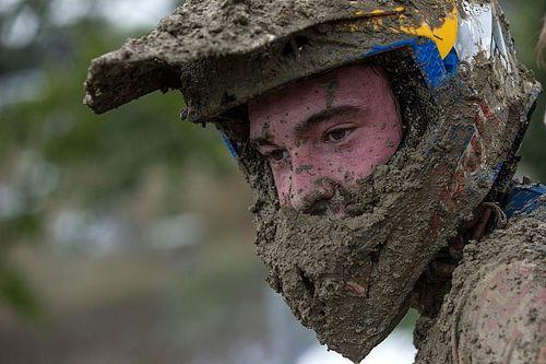 """Herlings kan leven met tweede plaats: """"Ik hou niet zo van modder"""""""
