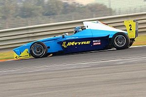 Buddh Euro JK: Reddy extends advantage with Race 2 win, Shanmugam hits trouble
