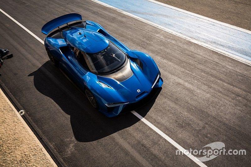 Elektrische supercar zet nieuw record op Nürburgring Nordschleife