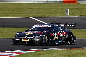 DTM: Wickens bevállalós első köre a Hungaroringen