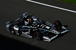 IndyCar Réactions Josef Newgarden perplexe après son crash en essais