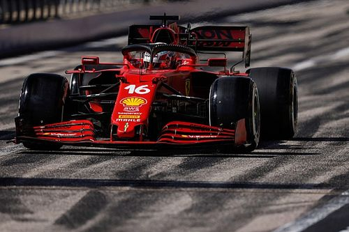 """Leclerc, eufórico en Austin: """"La mejor carrera del año"""""""