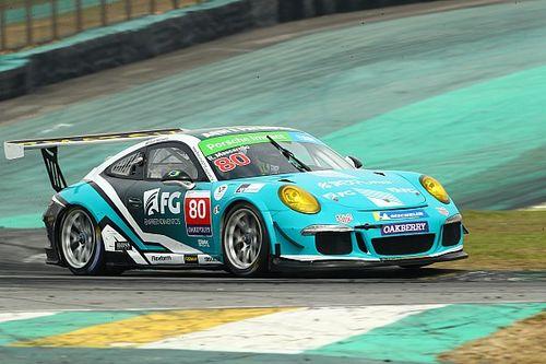 Porsche GT3 Cup: Mascarello voa em Interlagos e conquista pole