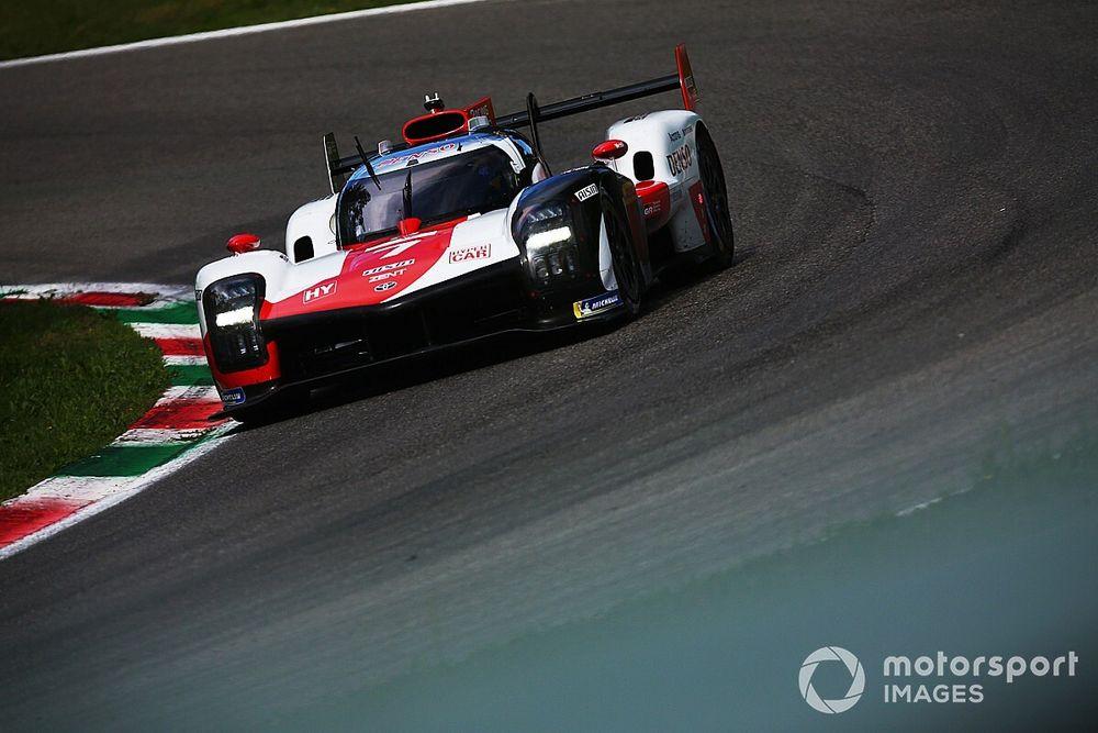 WEC, Monza, Libere 3: doppietta Toyota davanti a Glickenhaus