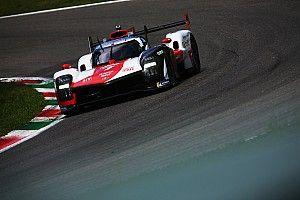 EL3 - La passe de trois pour la Toyota #7