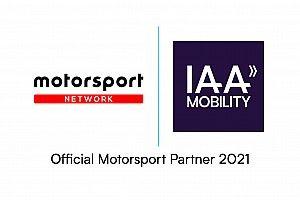 Motorsport Network Jadi Partner Resmi IAA MOBILITY Munchen