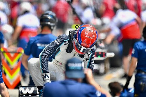 """The crucial improvements Russell needs to soothe Styrian GP DNF """"hurt"""""""