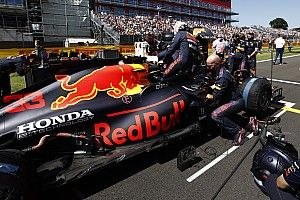 Williams на первом ряду: стартовая решетка Гран При Бельгии