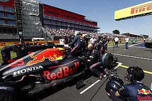 Goed nieuws voor Verstappen: Honda F1-motor na crash nog bruikbaar