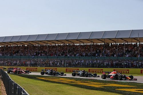 """F1 - Wolff: Corridas sprint deveriam ser restritas a eventos """"Grand Slams"""""""