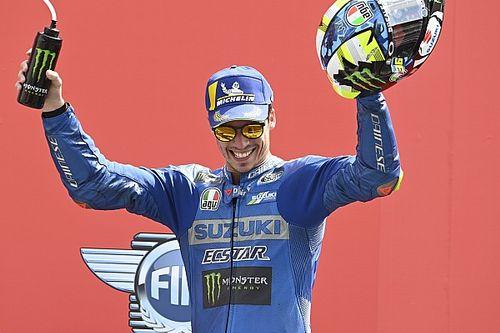 """Suzuki no siente """"la presión de defender el título mundial"""""""