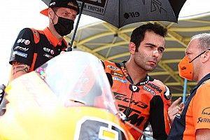 KTM、ペトルッチのラリー参戦サポートを約束。しかし「まだMotoGPでやるべき仕事がある」