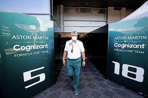 """Aston Martin: """"Ennél többet vártunk"""""""