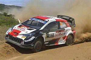 WRC, Safari Rally, PS16: Katsuta e Ogier alla pari!