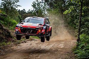 Las fotos del sábado del Rally de Portugal
