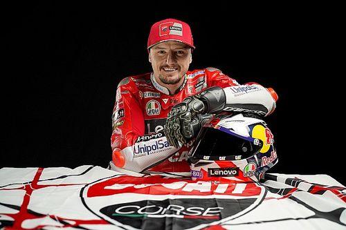 Miller zostaje na Ducati