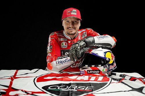 Jack Miller prolonge son contrat avec Ducati
