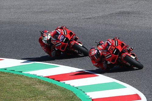 Bagnaia noteert nieuw ronderecord in derde training GP Italië