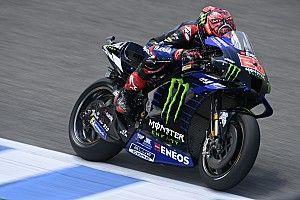 MotoGPスペイン予選:クアルタラロ、2戦連続のポール獲得。中上貴晶も健闘今季ベスト5番手