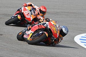 Warm-up - Márquez encore au sol, trois Honda au tapis!