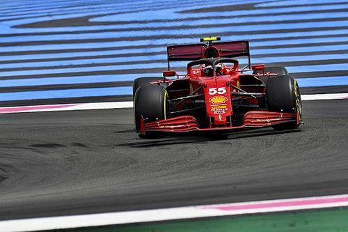 """F1: Sainz disse que Ferrari foi """"tão forte quanto Pérez na Red Bull"""" no GP da Estíria"""