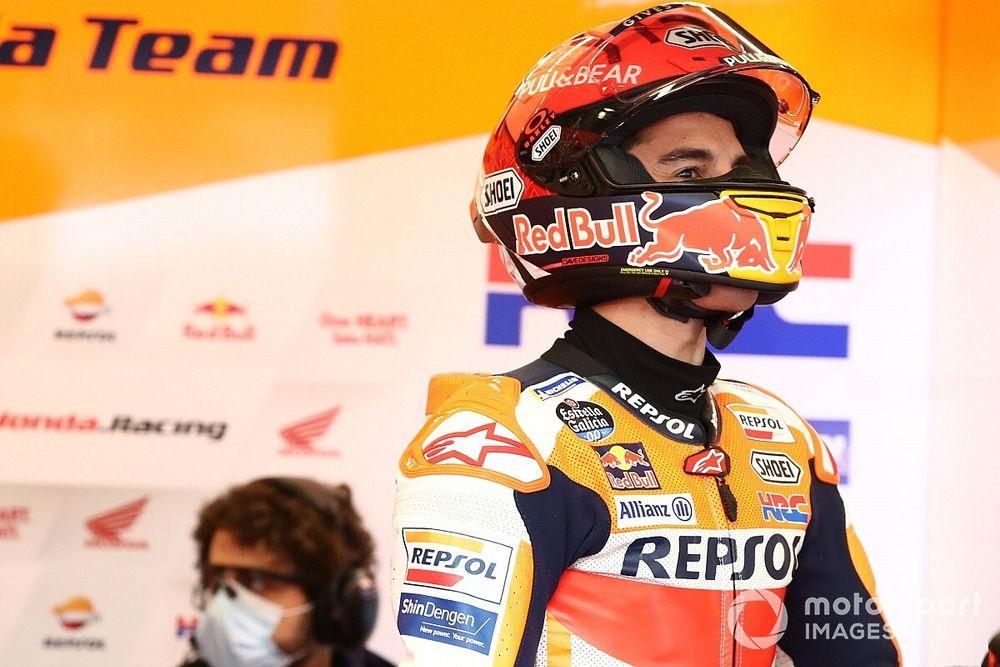 """MotoGPフランスGP、ホンダ勢の優勝候補は""""ゼロ""""。マルク・マルケスは初日終えて厳しい見方"""