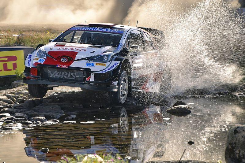 Ожье выиграл Ралли Италия на фоне провала Hyundai