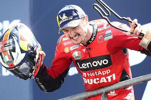 Officieel: Miller tekent contractverlenging bij Ducati