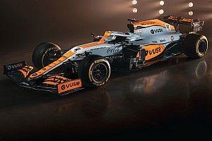 McLaren к Гран При Монако перекрасил болиды в цвета легендарного спонсора. У нас есть 12 фото