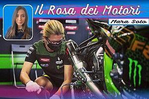 """Mara Soto: """"Essere meccanico di Rea, l'occasione della vita"""""""