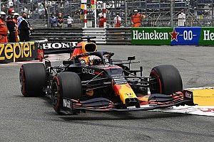 Verstappen è il Principe di Monaco con Sainz secondo!