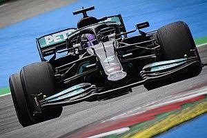 Mercedes hará una actualización final a su coche 2021 en Silverstone