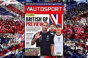 Magazine: F1 British GP preview, Goodwood and NY E-Prix reviews