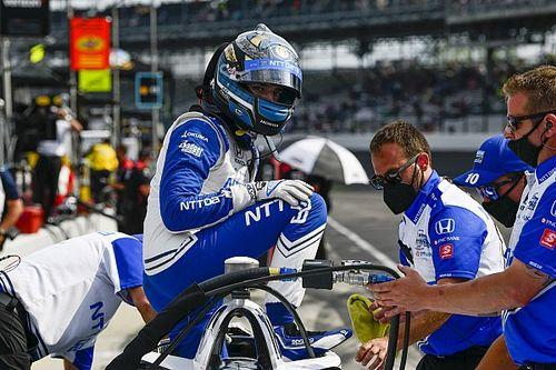 Positiva jornada 3 de la Indy 500 2021 para Palou