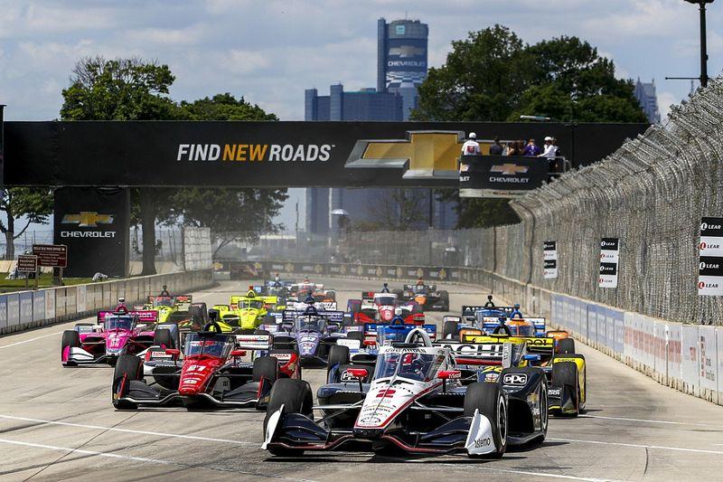 Gagal Menang di Race 2 Detroit, Newgarden Kecewa Berat