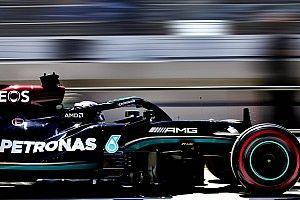 F1: Hamilton domina após 'susto' na relargada e vence GP de Portugal em Portimão