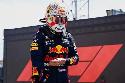 Verstappen cree que Vettel arruinó su última vuelta en Portimao