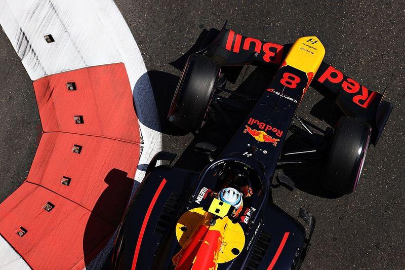 Hoe Red Bulls nieuwste F1-talent zich weer in de kijker reed